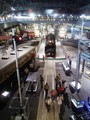[yukogets][鉄道博物館] こんな感じ。