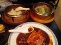 [popona][夕食][中華]餃子、続々と