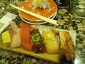 [popona][昼食][水道橋][寿司]夏 の5かんもり