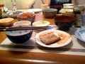[maybowjing]今日の夕飯はホッケ。