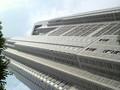 イマココ! L: 東京都新宿区西新宿二丁目6  客先近く。セミがうるしゃい(