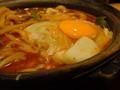 山本屋本店の味噌煮込みうどん(´―`)総本家よりこっちが好きかも、