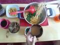 [aitqb] 韓国産の辛ラーメンというのを食べる