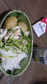 ボーボードリ芋丼+ 氷結zero 。