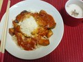 [aitqb] 茄子のトマトソースパスタ