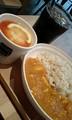 [uniq]SoupStockTOKYO のカレーにありつけた!あと冷たいスープ。