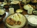 [popona][夕食][東京] とんかつ