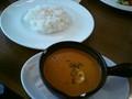 [Nekousa]お昼〜。千円のシャレたカレー