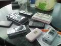 [popona][東京ビッグサイト][携帯] ふ たりぶんの携帯端末