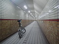 [ぐり]安治川トンネル通過中!