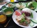 [popona][新宿][きよゅーん☆] 鶏肉 照り焼きのランチ、980円