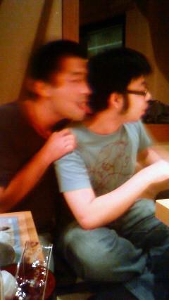 藤田さんと白石さん