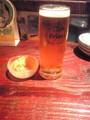 二軒目の沖縄料理屋、まさかのお通しがオリオンビール