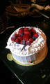 [ななん][オフ会] ケーキでてきた!!