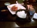 松屋の実験店が黒豚専門店→とんかつ屋→和食屋に短期間にコンバート