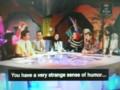 [ham_25]スマパンが日本のテレビに出演しててびっくり。司会は三宅裕司と森口