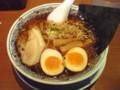 [buntaro][ラーメン]黒豚骨+煮たまご