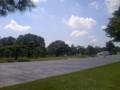 公園の風が気持ちいい