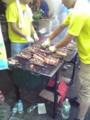 シュラスコはブラジルの「焼肉」だそうです。ケバブとは国が 違うよ