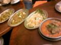 タイ料理部活動ちゅうなう