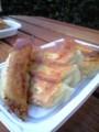 昨日は亀戸餃子、今日は宇都宮餃子、明日は何餃子にしようかしらん。