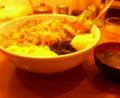 [ssmstr]RanRan肉野菜丼大盛。