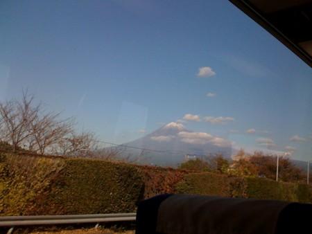 富士山こんにちは!