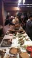 今日はうちで喜多方食文化フェアです