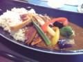 [buntaro]雑穀野菜カレー@一魚一会