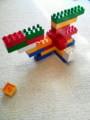 [LEGO] ワニロケットらしい。(息子・作) :