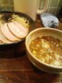 [acfnoid]麦屋@成田。今日もつけ麺。