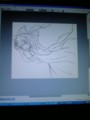 バランス悪くなったので描くのヤメタ・・・うぅ・・・。でもセッカク