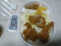 [夕食]とりカツ弁当 300 円