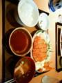 [sgtb] やよい軒で定食たべんよ!