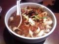 麻婆刀削麺