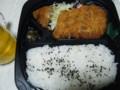 [夕食]とんかつ弁当 475 円