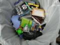 ゴミ箱カオス