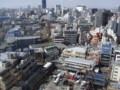 渋谷は思いの外高い建物がないのです。