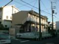 クラナド聖地巡礼・朋也のアパート(元)。最近レオパレスになった