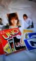 KAT-TUNカードと10年もののUNO
