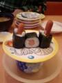 かっぱ寿司のウインナー巻きがどう見ても狙ってるとしか思えない件