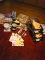 ポケセンサッポロで50分近く並ばされた腹いせに買った(^O^) 合計10550円(