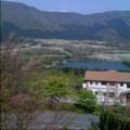 L:神奈川県箱根町箱根町 今日も富士山見えてるよー
