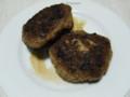 [夕食]ハンバーグ
