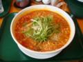 冷やし担々麺  post from DSC-G3