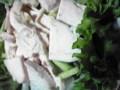そういえば、数日前の炊飯器蒸し鶏、すーげーうまかった。