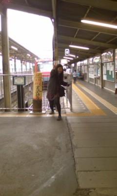 おはよう!上信電鉄!可愛いやつだぜ!前の座席がギャル男だけど気に