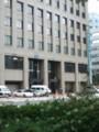 淀橋署。ほんとは新宿警察署。熊野警部がいるところ。ちなみに熊野神