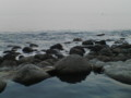 黒根岩風呂なう 混浴