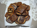 フォンブレイバークッキー焼けました。